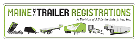 Maine Trailer Registrations